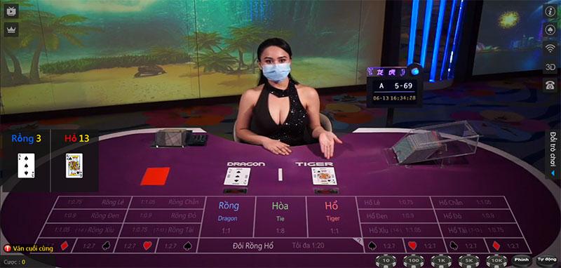 rồng hổ ku casino